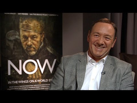 Kevin Spacey Interview: Now, House of Cards, American Beauty, Se7en, The Usual Suspects