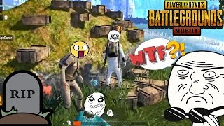 PUBG Mobile WTF and PUBG Mobile Funny Moments Episode 22