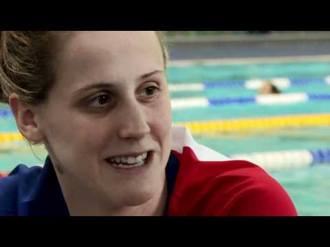 London 2012 Olympics: water polo player Angie Winstanley-Smith