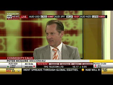 XM.COM - Peter McGuire Sky News Business IV - 03/02/2016