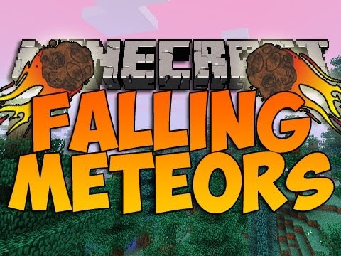 Minecraft Mods | Episode 777 | FALLING METEORS | iPodmail | 1.4.5