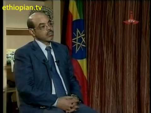PM Meles Zenawi Interview with Egyptian TV on Nile Sharing - Part 3 of 4