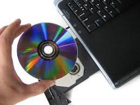 how to burn cd/dvd | cara membakar cd tanpa software - Nurul Siswanto