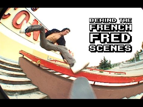 BEHIND THE FRENCHFRED SCENES #15 ALI BOULALA RED HUBBA MADNESS