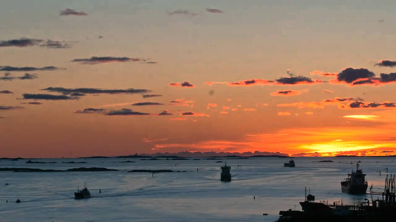 solnedgång göteborg