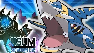 Pokemon Showdown Live Ultra Sun and Moon #83 [Uber] - Shark Tank