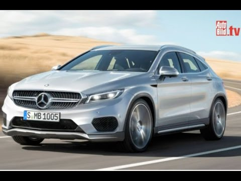 mercedes gla coup sportliches suv f r 2018 youtube. Black Bedroom Furniture Sets. Home Design Ideas
