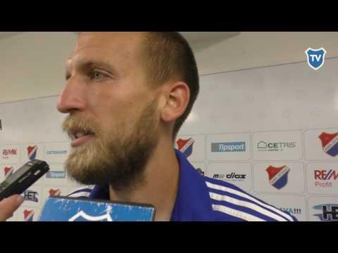 2. kolo: rozhovor s Martinem Šindelářem po utkání se Slavií (0:0)