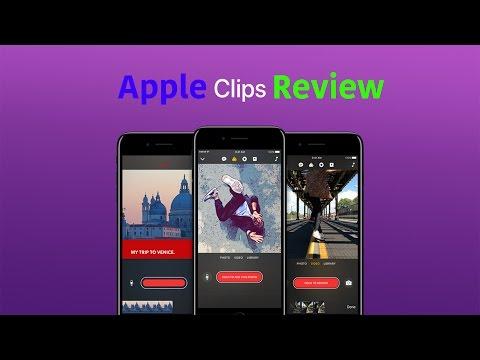 Apple Clips Full in Depth Review