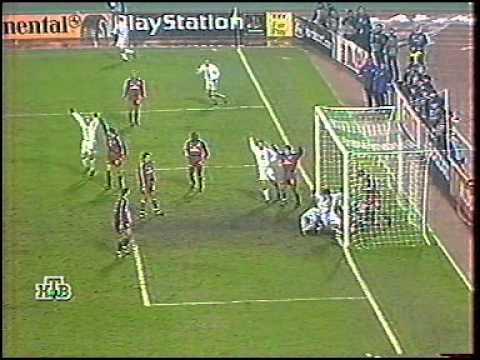 Динамо(Киев) - Бавария(Мюнхен) 2-0. ЛЧ-1999/00 (обзор нтв).
