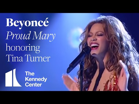 Proud Mary (Tina Turner Tribute) - Beyonce - 2005 Kennedy ...
