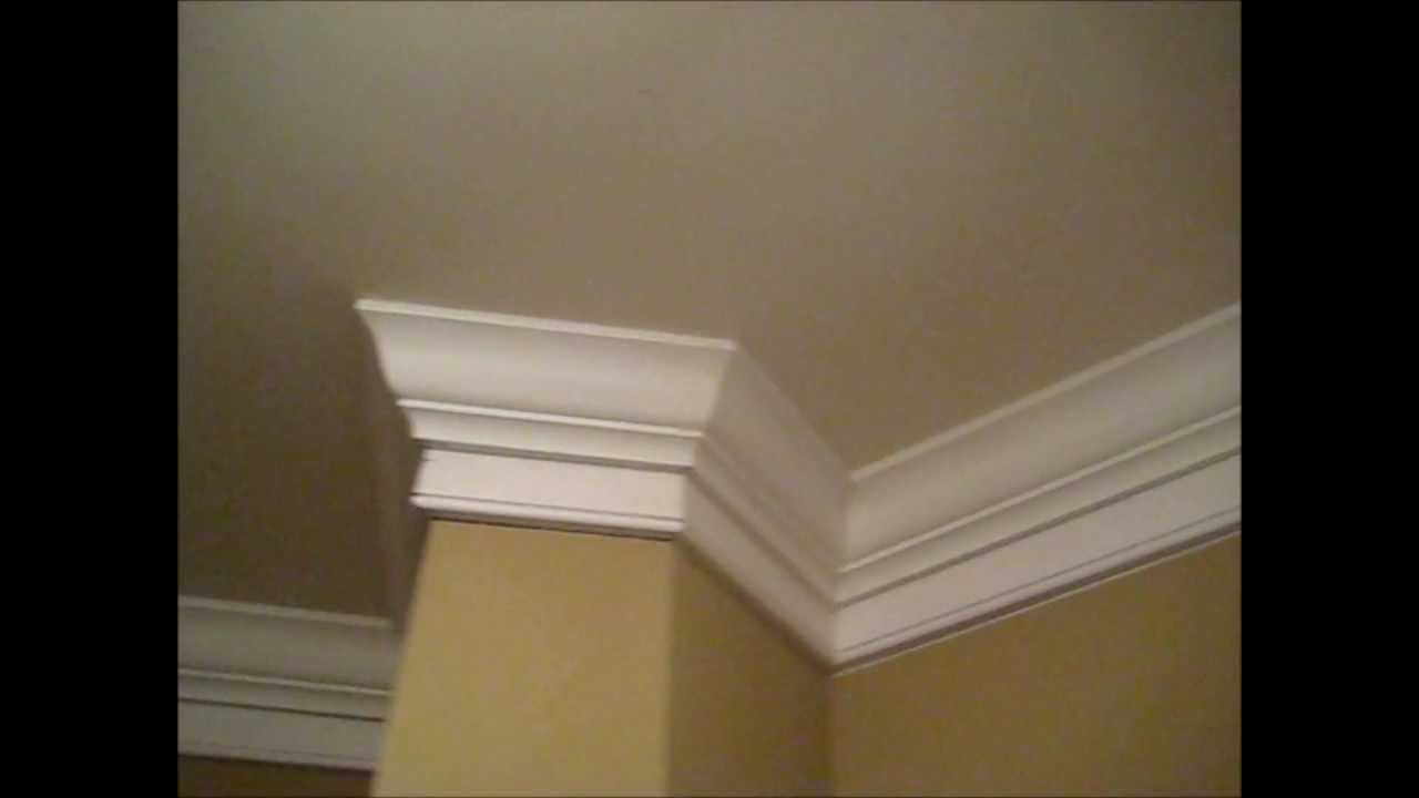 How To Build  Piece Crown Molding