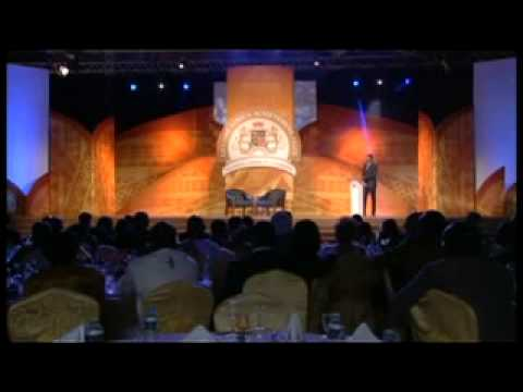 Millennium Excellence Foundation Lifetime Africa Achievement Prize 2012 Part Two