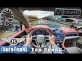 Bentley Bentayga V8 Diesel | ACCELERATION & TOP SPEED on AUTOBAHN POV by AutoTopNL