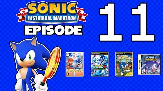Sonic Historical Marathon - Episode 11: Feelin