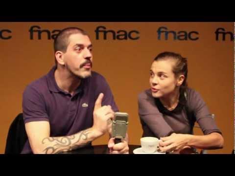 Entrevista Madrid - 06/07/12 - Adriano Cintra, Marina Vello