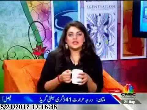 CNBC PAKISTAN (CHAI TIME) PART 2
