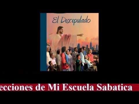 Lecciones De La Escuela Sabatica | El Discipulado | 1er Trimestre 2014 por Marlon V Garcia