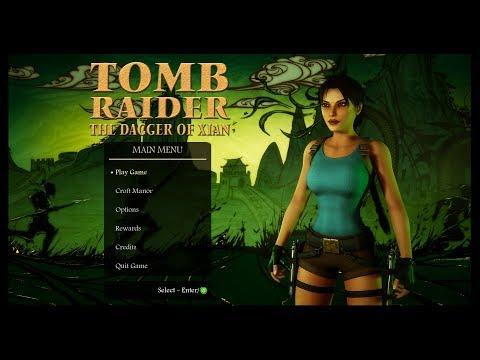 Tomb Raider 2 Remake — прохождение демоверсии.