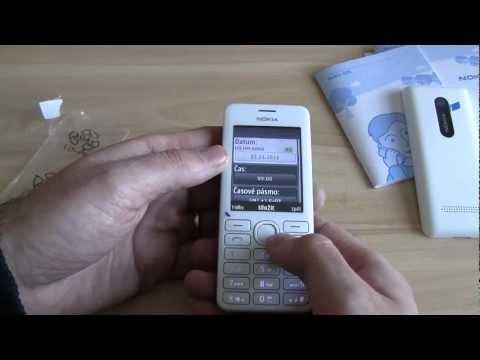 Nokia 206 Video clips