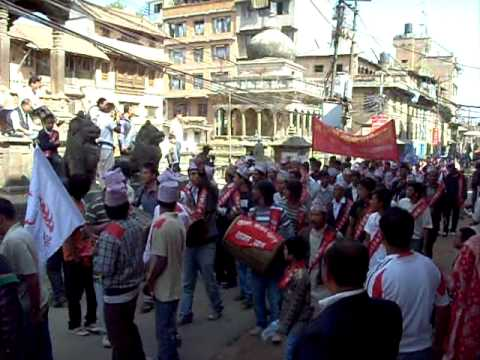 NEPAL SAMBAT 1130 MORNING PROCESSION