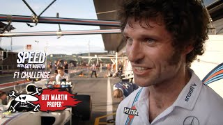 Guy's First Pit Stop at Spa | Guy Martin Proper
