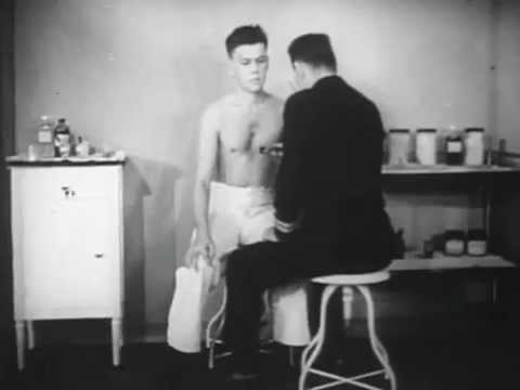 Sex Hygiene - US Navy Training Film (1942) (part 1 of 2)  (Public Domain Video -