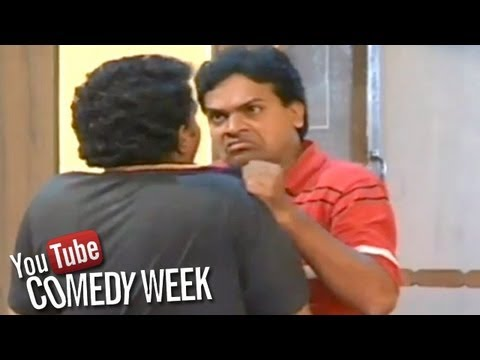 Shrimant Damodar Pant - Bharat Jadhav, Vijay Chavan - Marathi Comedy Drama 3 4 video