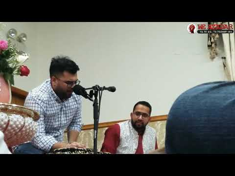 Eid E Zahra sa 1440 Mesum Abbas Trouble Kalam By Salman Azmi Must Watch Must Share