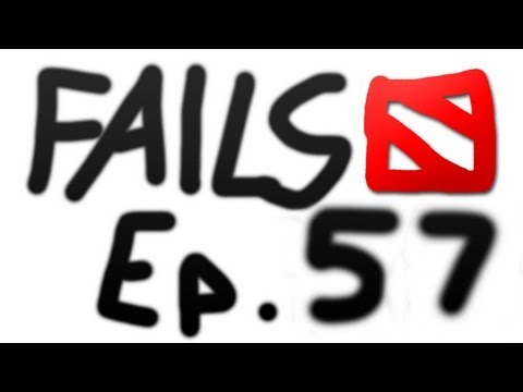 Dota 2 Fails of the Week - Ep. 57