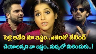 Anchor Rashmi Shocking Comments on his Marriage and Dating | Jabardasth Anchor Rashmi Marriage