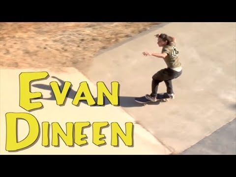 Evan Dineen, Glen House Part