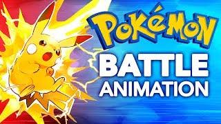 How Has Pokémon's Battle Animation Evolved? - New Frame Plus