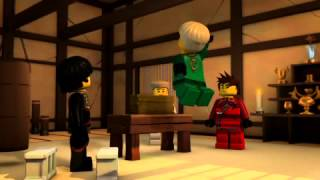 """LEGO Ninjago Zapowiedź Nowej Serii Filmów Ninjago """"Rok Węży ..."""