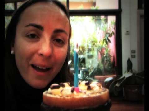 Camila Raznovich: auguri Bonsai TV