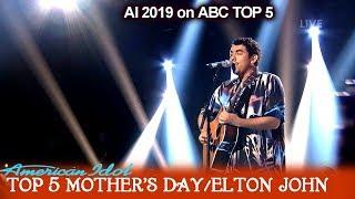 "Alejandro Aranda ""No Woman No Cry"" Bobby Bones Pick   American Idol 2019 Top 5"