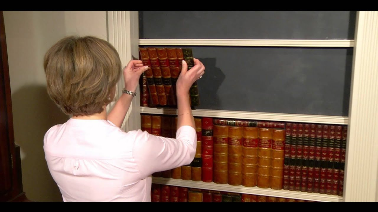Fake Bookshelf Door Pdf Woodworking