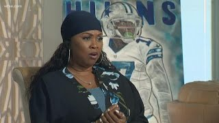Allen Hurns mother: My heart stopped after injury