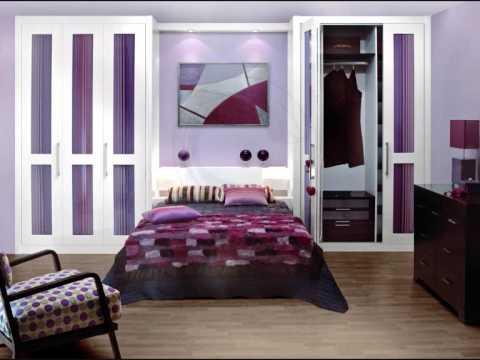 Dormitorios de puente de matrimonio