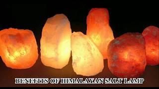 Health Benefits of Himalayan Salt Lamp