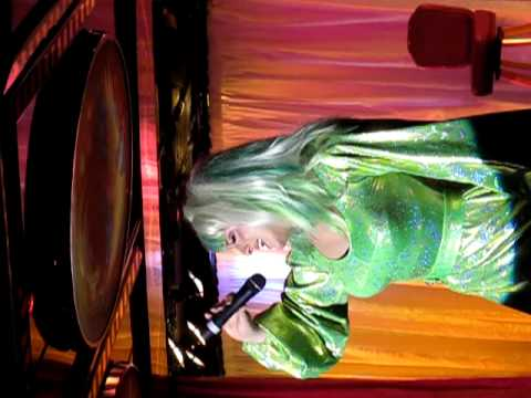 Hedda Lettuce performance at the 2009 - 8th Annual Aquafest Halloween Cruise