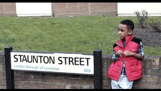 Rapman ft King Zion - Blue Borough (My Ends) @RealRapman | Link Up TV