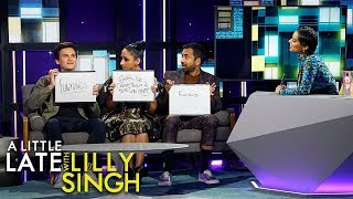 The Newlycast Game with Kal Penn, Kiran Deol and Moses Storm