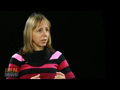 Obama Sucked the Steam Out of the Anti-War Movement - Medea Benjamin on Reality Asserts Itself (3/4)