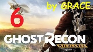 GHOST RECON WILDLANDS gameplay ITA EP 6 CUCINANDO CON LA COCA by GRACE