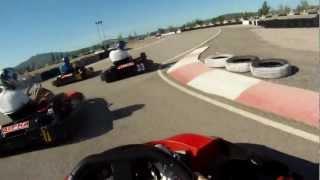 Karting Salon de Provence - GoPro HD