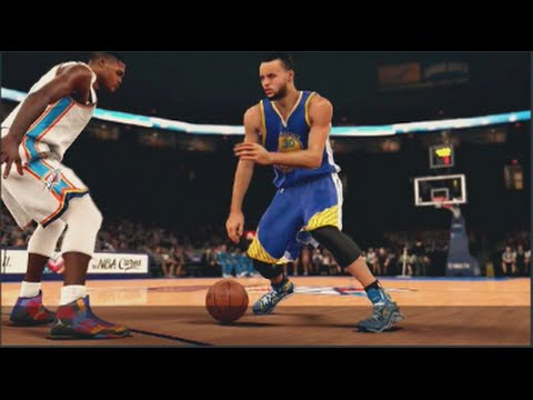 Nba 2k15 tutorial how to dribble new moves and more ft stephen