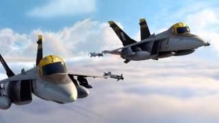 Planes - extrait du dessin animé de Disney