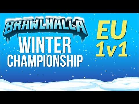 Brawlhalla Winter Championship - EU 1v1