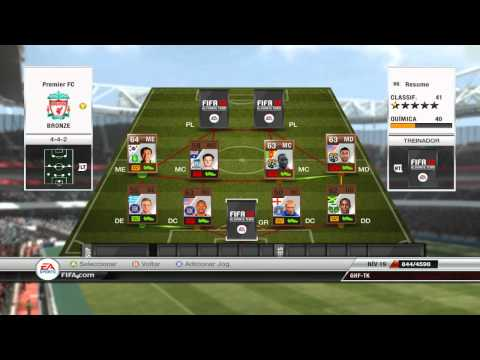 FIFA 12: Ultimate Team #1 - Gameplay, Iniciando, Dicas
